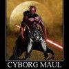 Cyborg Maul